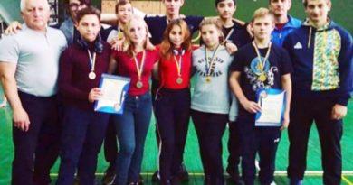 Пауерліфтинг: чергові перемоги на Кубку області