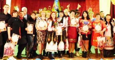 Демуринський старостинський округ завершив фестивальний рік