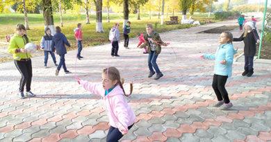 Відремонтовано центральну алею Межівського аграрного ліцею-інтернату