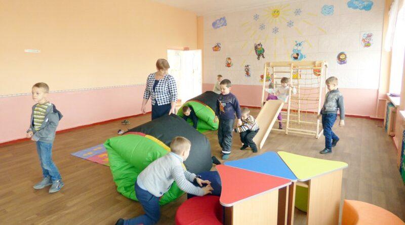 ДРУГИЙ ПІШОВ: У Новопідгороднянській школі створено зону комфорту для малят (учнів 1-4 класів)