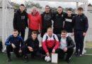 Перший післякарантинний футбольний турнір у Межівській громаді