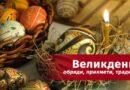 Народні звичаї та прикмети на Великдень
