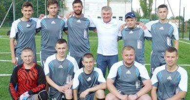 Стартував чемпіонат Межівської селищної громади з міні-футболу!