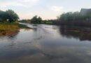 Через потужні зливи західна частина Слов'янки перетворилася на Венецію…