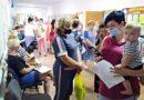 На Межівщині триває вакцинація від COVID-19